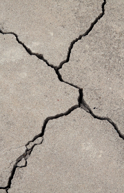 House foundation crack repair process of fixing a crack big cracks in concrete need repair solutioingenieria